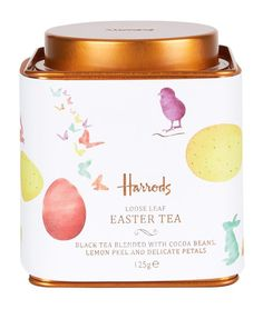 Harrods, the world's most famous department store online with the latest men's and women's designer fashion, luxury gifts, food and accessories Easter Gift, Easter Food, Tea Packaging, Wine Online, Tea Blends, Loose Leaf Tea, Branding, Easter Recipes, Luxury Gifts