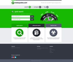 Motoquotes - the UK's first tyre & MOT product comparison site.