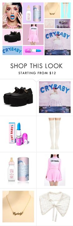 """CryBaby"" by kimberly-pera ❤ liked on Polyvore featuring ASOS"