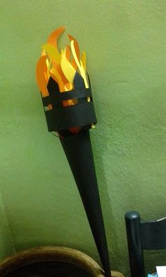 torch i made for VBS 2013