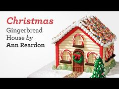 How to make a Christmas Gingerbread House Recipe Breville Food Thinkers with Ann Reardon - YouTube