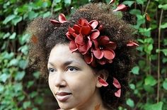 Really fancy hair pins, clips, and holders   12 Great Gift Ideas For The Natural Haired Person In Your Life