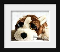 Puppy Nursery Wall Decor  Photography Print by CrystalGaylePhoto, $30.00