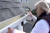 How to Install Aluminum Gutters: This Old House general contractor Tom Silva shows how to install an efficient rain-handling gutter system