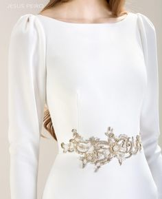 Vestido novia Jesús Peiró Ref.7034 JESUS PEIRO gown  MIRTILLI COLLECTION 2017
