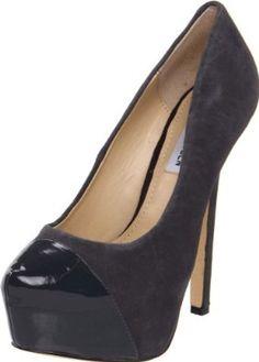 Hot!------>Steve Madden Women's Beautey Platform Pump $99