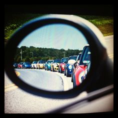 mirror mirror! :) Size Matters, Car Mirror, Cool Photos, Cool Stuff, Mini Coopers, Amazing, Life
