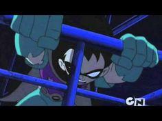 Teen Titans - Slade's Prodigies (Robin/Terra/Raven) - YouTube
