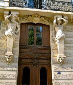 PRISCILLA MAE et al: DOORWAYS TO THE SOUL OF PARIS