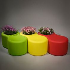 Infinity Bench Planter 10166, Planters & Rotoluxe Bench Planters   YLiving