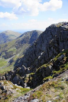  Distance walked: miles Total ascent: 3384 ft OS map used: - Snowdon, Conwy Valley Time taken: 8 hrs Route description: Parking area at the end of minor road from Tal-y-Bont into Cwm. Os Maps, My Route, Take Me Over, Snowdonia, The Other Side, Climbers, Nice View, Wales, June