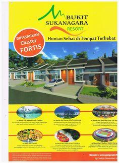 Brosur Bukit Sukanagara Resort