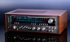 Kenwood KR-11000GX Vintage MONSTER Stereo Receiver Euro Super Eleven 11 11000 G  in Consumer Electronics, Vintage Electronics, Vintage Audio & Video, Vintage Stereo Receivers   eBay