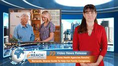 Home Health Agencies Rancho Bernardo, Shares Guide To Help Out Family Caregivers  http://www.prreach.com/?p=21385