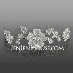 Headpieces - $18.99 - Gorgeous Rhinestones Wedding Bridal Tiara/ Headband/ Headpiece (042005721) http://jenjenhouse.com/Gorgeous-Rhinestones-Wedding-Bridal-Tiara-Headband-Headpiece-042005721-g5721