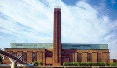 Tate Modern, designed by Watts ancestor Sir Giles Gilbert Scott