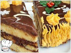 ΒΑΣΙΛΟΠΙΤΑ ΞΕΧΩΡΙΣΤΗ ΚΑΙ ΠΕΝΤΑΝΟΣΤΙΜΗ!!! - Νόστιμες συνταγές της Γωγώς! Tiramisu, Food And Drink, Sweets, Cooking, Ethnic Recipes, Desserts, Christmas, Cakes, Kids