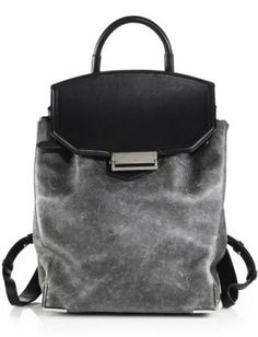 16 Backpacks That Won't Have You Blending With High Schoolers - Alexander Wang
