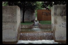 Lawrence Halprin Legacy: Heritage Park Plaza, Fort Worth, TX.  Photo by Beth Meyer
