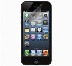 Protectores de pantalla para el iPhone 5