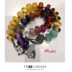 Amber Stone, Copper, Beaded Bracelets, Beads, Nature, Jewelry, Beading, Naturaleza, Jewlery