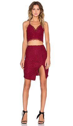 Shop for NBD x REVOLVE Seduction Skirt in Dark Red at REVOLVE. Free 2-3 day shipping and returns, 30 day price match guarantee.