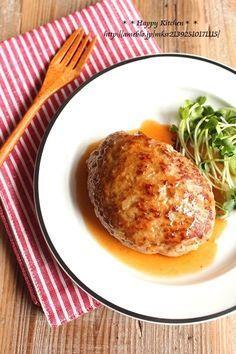 ふっくら簡単*甘辛照り焼きマヨソースハンバーグ |たっきーママ オフィシャルブログ「たっきーママ@happy kitchen」Powered by Ameba