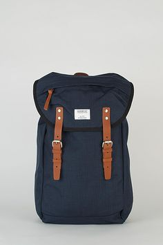 Sandqvist Blue Hans Hiking Backpack