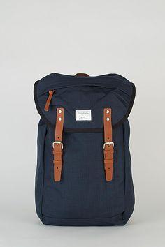 Sandqvist Blue Hans Hiking Backpack