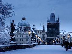 Christmas in Prague…