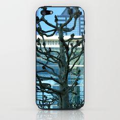 Trees and Buildings 1 iPhone & iPod Skin by Tatiana Ivchenkova - $15.00