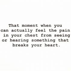 gosh that is the WORST feeling...