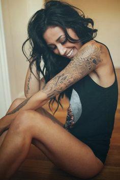 Female Tattoos: Tattoo #342