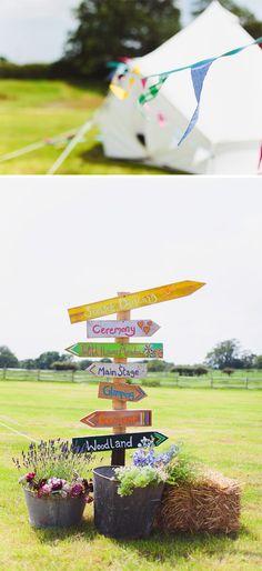 Meadowfest – A Festival Styled Wedding Shoot: Look 2