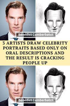 Drawfee is a Youtube channel created by two illustrators that combine humor with art. They describe Witty Jokes, Corny Jokes, Celebrity Portraits, Benedict Cumberbatch, Illustrators, Ninja Funny, Funniest Jokes, Terrible Jokes, Disney Jokes