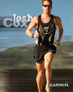 Josh Cox: American long distance runner. He is the current holder of the American 50k record