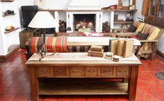 VILLATTE - Decoración Rustico Contemporánea ®. Muebles, iluminación, textiles y accesorios para todos tus ambientes.