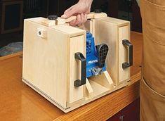 Pocket-Hole Jig Workstation | Woodsmith Plans