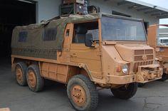 Pinzgauer 718 Gun Truck