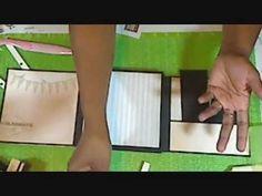 Flip Box Album Tutorial - YouTube