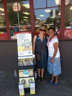 Jorgky & Clarissa metro witnessing,San Antonio Tx.. Praise Jehovah