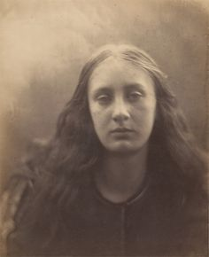 "Julia Margaret Cameron (1815–1879) #Photography When she received her first camera in December 1863 as a gift from her daughter and son-in-law, Cameron was forty-eight, a mother of six ""From the first moment I handled my lens with a tender ardour,"" she wrote, ""and it has become to me as a living thing, with voice and memory and creative vigour."""