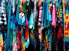 Tie dye is cool.