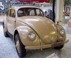 Volkswagen T1 - Highroof Type 213