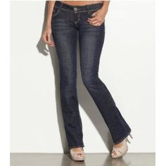 G by GUESS Naomi Bootcut Jeans - Rinse Wash (Apparel)