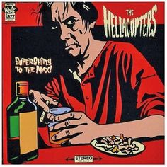 hellacopters supershitty to the max - Google-haku