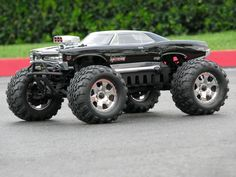Bad ass rc cars and trucks