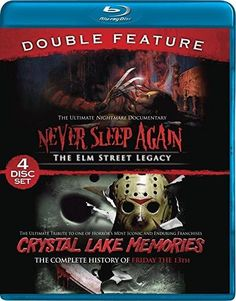 Sean S. Cunningham & Corey Feldman & Daniel Farrands & Andrew Kasch -Crystal Lake Memories/Never Sleep Again Double Feature