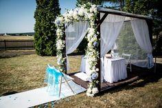 Organizacja wesel by www.Sensar.pl , Amercian dream, ślub w plenerze