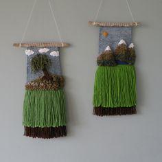 #woven #wovenwallhanging #wallhanging #fibreart #art #etsy #gift #handmade #craft